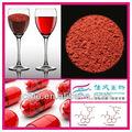 100% Natural de la medicina de hierbas materia prima de arroz de levadura roja