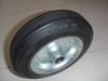 "8 inch solid wheel 8"" solid tyre"