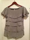 women 100% cotton brand clothing T601566