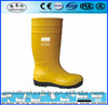 wellington boots for workers /with steel toe and steel sole
