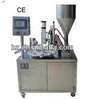 High quality Semi-automatic shoes polish filling sealing machine