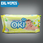 2014 popular wet tissue for skin care from private label manufacturer&professional OEM