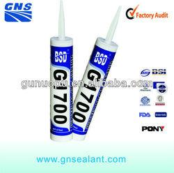 Waterproof plastic film sealant for plastic joint sealant