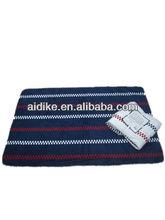 Sherpa Fleece Fabric Baby Cuddle Blanket/Blankets