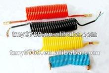PU air tube,pneumatic tubes