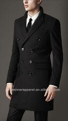 Fashion Mens Overcoat
