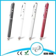 4 in 1 erasable ballpoint pen stylus