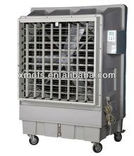 Portable evaporative cooler/portable evaporative air cooler/portable evaporative cooling fan