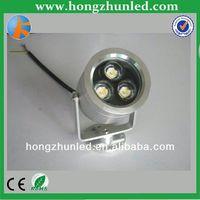 high brightness IP65 3w Stainless garden lights 24 volt