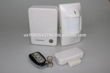 Wireless home intruder alert Cloud IP alarm system is not GSM alarm
