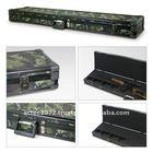Aluminum air rifle barrel case Black sniper rifle