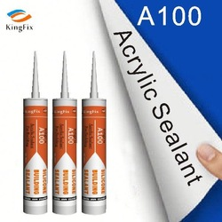 Kingfix A100 paintable fuller firesound fire rated acoutics sealant
