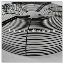 Wire fan guards for ventilation/metal fan guard/Industrial fan cover