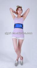 Luxury jewel blue far- infrare back waist support
