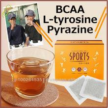 """Sports Barley Tea"" High-quality nutritional tea for children"