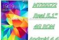 """Más barato s5i9600 4.4 androide teléfono móvil 5.1"""" con pantalla táctil dual sim 1.5 ghz 5.0mp wifi desbloqueado smartphone barato"""