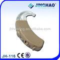 China jh-116 abrir ajuste oído amplificador de sonido sordo audífonos