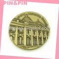 antiga moeda de ouro
