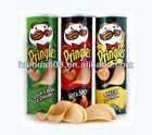 pringles potato chips can