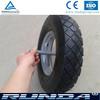 solid tire wheel barrow rubber wheel