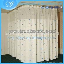 LY-P5 Printing Flame Retardant LY Hospital Curtain Fabric