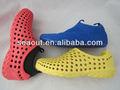 mais recente confortáveis sapatos casuais eva