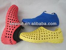 Últimas cómodo ocasional zapatos de eva