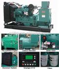 325KA with lister petter diesel generator set