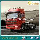 man 6x4 tractor truck