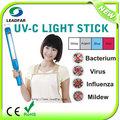 La luz uv, portátil esterilizador ultravioleta uv disinfector para paños