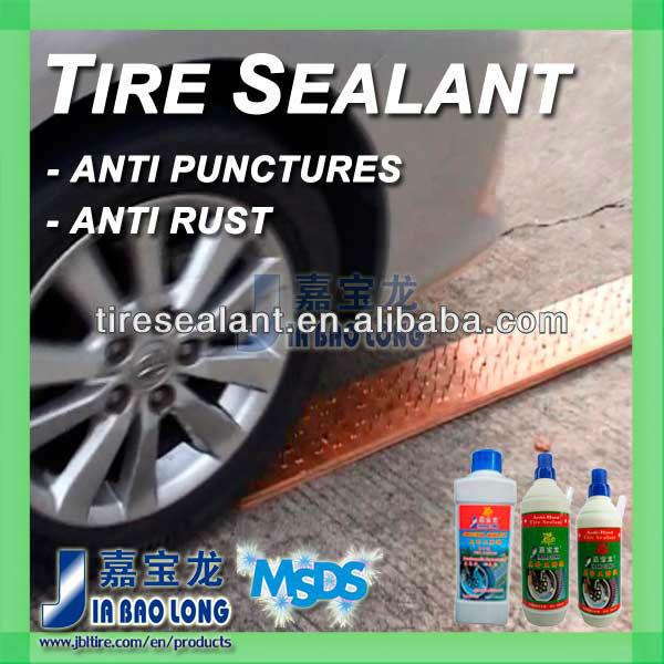 Puncture Repair Liquid Tyre Sealant and Waterproof Sealant