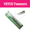 Vetus tweezers for eyelash extension (st-10)/eyelash extension tweezer