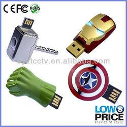 Hot Sale Avengers USB Flash Drive
