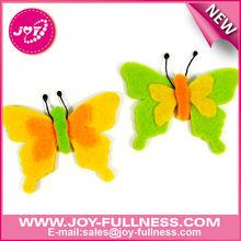 3D Butterfly felt deco for kids crafts