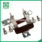 Manufacturing different types of low voltage fuse cutout base