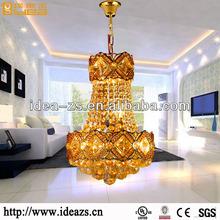 crystal pineapple decorations foyer pendant lighting modern chandelier lighting