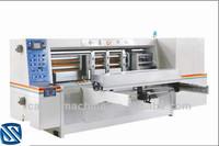 Used corrugated carton die cutting machine