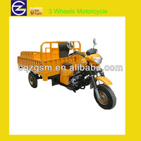 150CC Air Cooled 3 Wheels Motorcycle