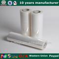 Estiramento plástico filme para embalagem de paletes