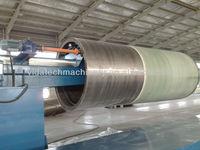 FRP GRP fibreglass filament winding machine