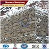 sand filled box cost/gabion retaining wall design/gabion in thailand