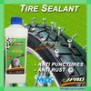 Motorcycle Tyre Ride On Sealant 500ml and Ride On Motorcycle