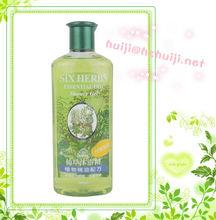 Natural healthy plant essential shower cream bath foam
