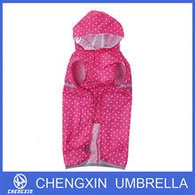 cheap fashion lovely pets raincoat