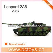 Heng Long 2.4Ghz German Leopard 2A6 RC Tank 1/16 HY0068184