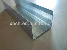 Galvanized steel profile building materials