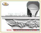 cornice plaster concrete gypsum mold silicone rubber making