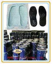 shoe mold making liquid molding silicone