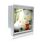 """10.4"""" LED Dual PCT Touch Open Frame Monitor/ Chassis(Closed) Frame/ Panel Mount/ 1024x768/ RGB/ DVI/ DC12V"""