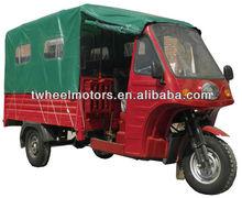 250cc water-cooled three wheeler, tuktuk Tricycle